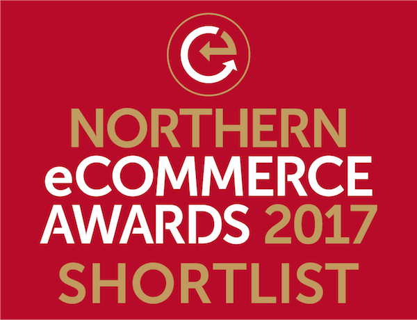 Applied Digital - shortlisted for the Northern eCommerce Awards 2017