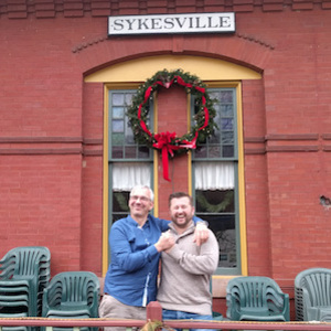 Sykesville - the perfect place for Applied Digital Marketing MD Steve Sykes.