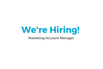 Join our team as a Marketing Account Manager