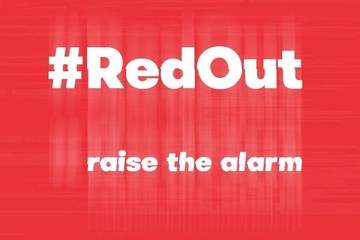 A lesson in marketing from #RedOut: Make people feel something